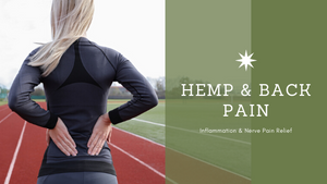 how does hemp cure back pain