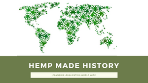 hemp legalization world wide nz