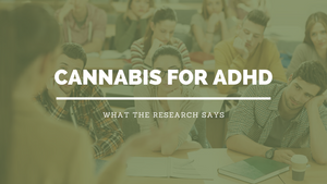 best strains for adhd