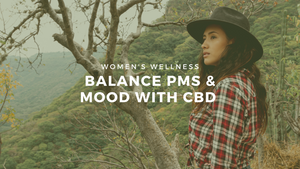 how to take cbd oil for pms