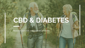 CBD for diabetes mellitus