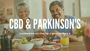 How much CBD should I take for Parkinson's