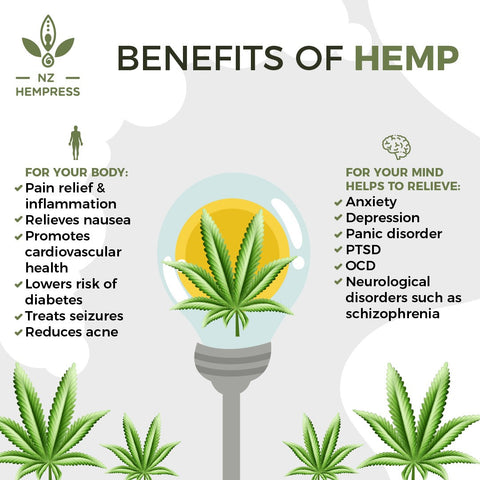 benefits of hemp nz