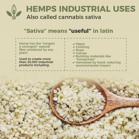 hemp industrial uses nz