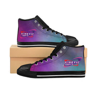 Kinetic (Beta) - Men's High-top Sneakers