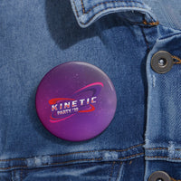 Kinetic Party '19 - Pin Buttons
