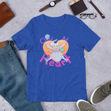 Lowrhen Child at Heart - Short-Sleeve Unisex T-Shirt