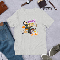Lowrhen  Trick or Treat! - Short-Sleeve Unisex T-Shirt