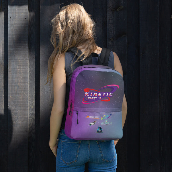 Kinetic Party 2019 - Backpack