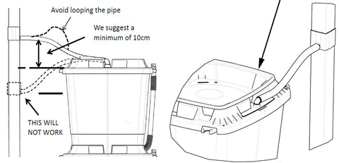 200 Litre water butt assembly instructions with rainwater diverter