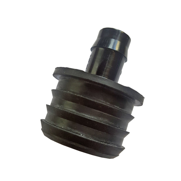 40mm water butt down pipe adapter for greenhouses or sheds