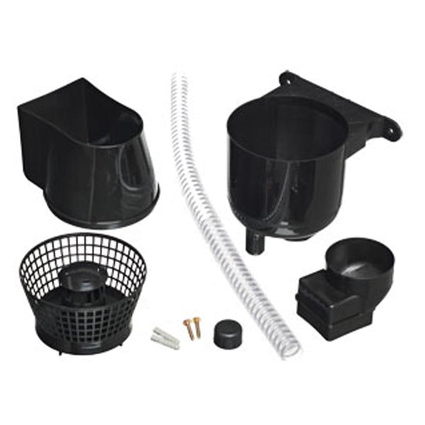 SANTA OFFER 10% OFF with code RWT1819 Guttermate Rainwater Diverter.