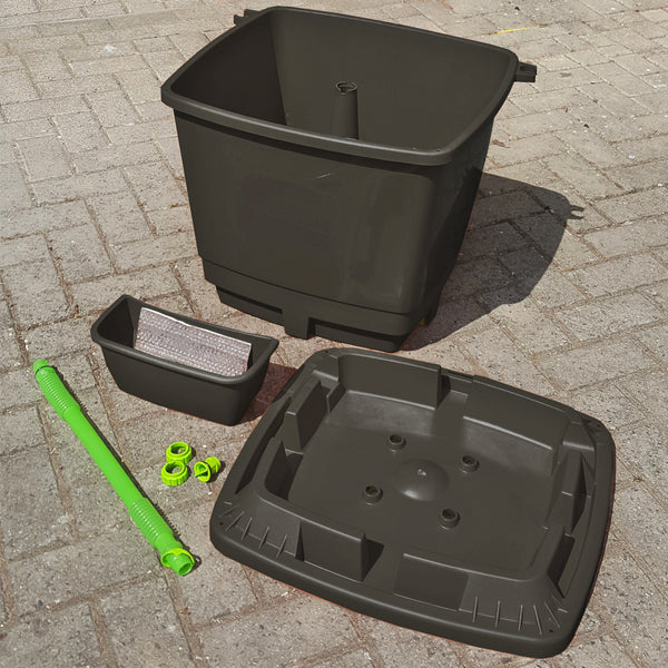 Converter Kit: 2 Tier Rainwater Terrace to 3 Tier Rainwater Terrace