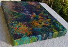 Load image into Gallery viewer, 11x14 Acrylic Abstract Painting - Spring