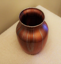 Load image into Gallery viewer, 5x7.5 Glass Vase Bright Metallics