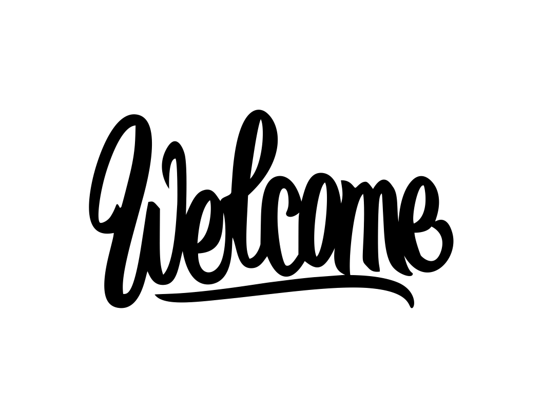 Welcome v1 vinyl decal - FREE SHIPPING! multiple sizes