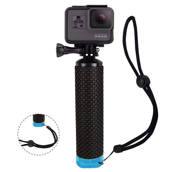 Waterproof Floating Hand Grip For GoPro Camera Hero 7 Session Hero 6 5 4 3+ 2 Water Sport  Action Cameras Handler  accessories - A-Z amazing