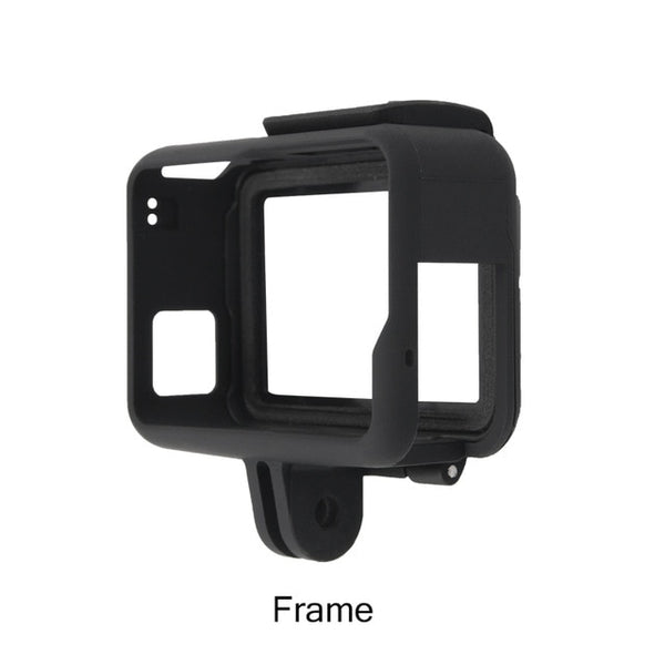 For GoPro Accessories GoPro Hero 7 6 5 Protective Frame Case Camcorder Housing Case For GoPro Hero5 6 Black Action Camera - A-Z amazing