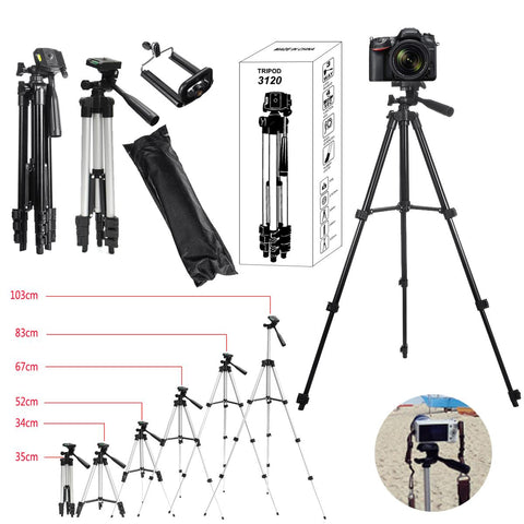 Retractable Tripod - A-Z amazing