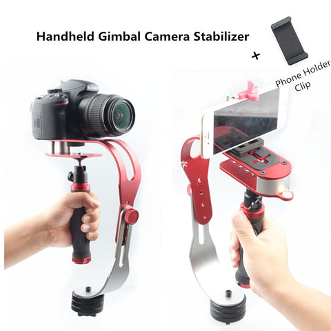 Pro Camera Stabilizer (DSLR, Action Camera, Mobile Phone Camera) - A-Z amazing
