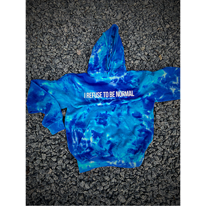 I Refuse To Be Normal Pullover Hoodie (Blueberry Crush Limited Edition) - I Refuse To Be Normal
