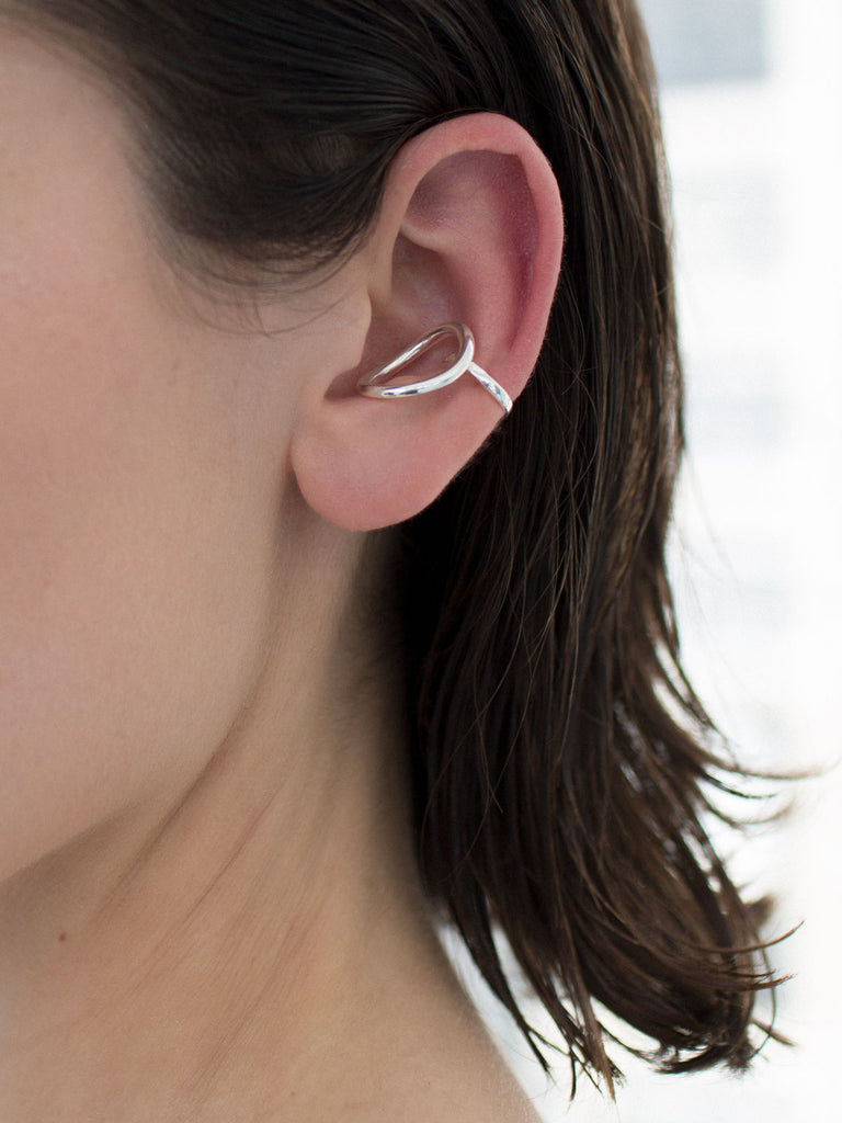 TESS conch ear cuff