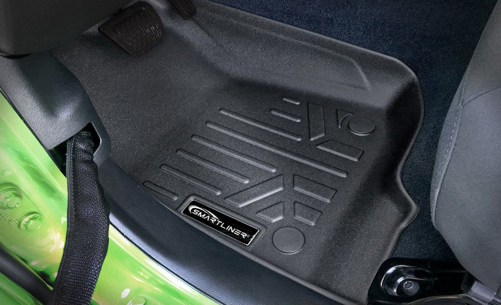 SMARTLINER 2020 Jeep Gladiator Floor Mat Set