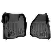 SMARTLINER Custom Fit for 2011-2012 F-250/F-350/F-450 Super Duty with Depressed Drivers Side Pedal - Smartliner USA