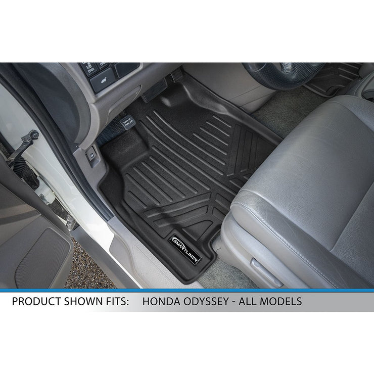 SMARTLINER Custom Fit for 2011-2017 Honda Odyssey - Smartliner USA