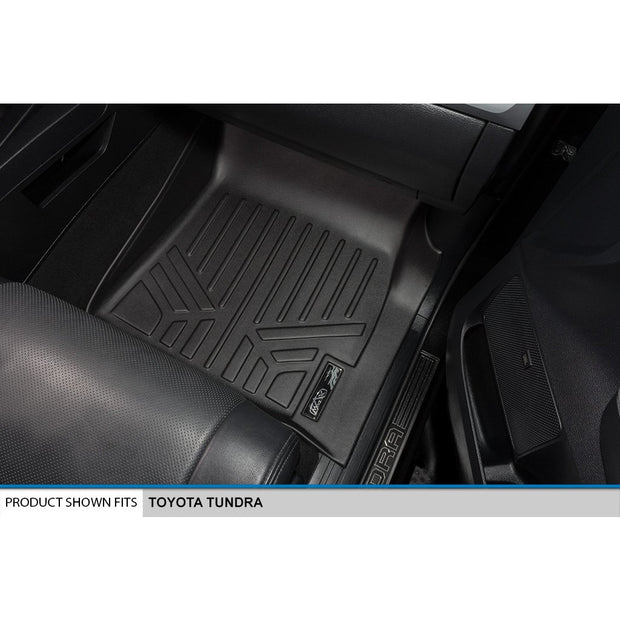 SMARTLINER Custom Fit for 2012-2020 Toyota Sequoia with 2nd Row Bench Seat - Smartliner USA