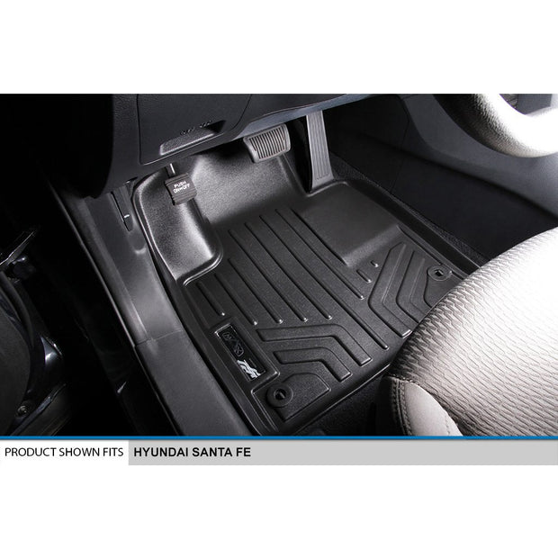 SMARTLINER Custom Fit for 2013-2018 Hyundai Santa Fe (5 Passenger Model) - Smartliner USA