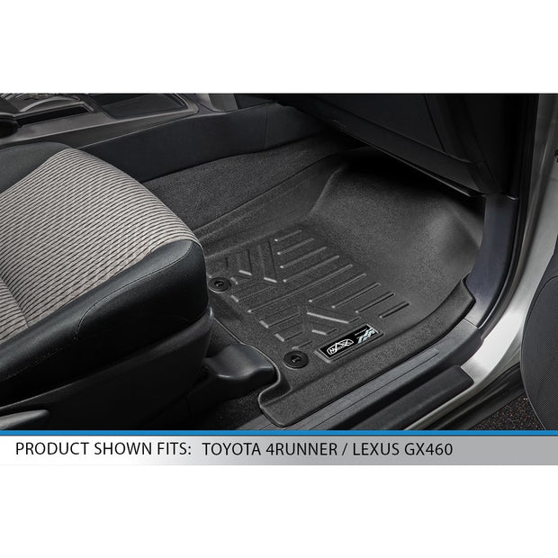 SMARTLINER Custom Fit for 2013-2019 Toyota 4Runner (5 Passenger without Sliding Rear Tray) - Smartliner USA