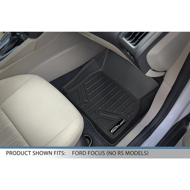 SMARTLINER Custom Fit for 2012-2018 Ford Focus (No RS Models) - Smartliner USA