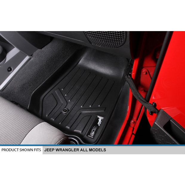SMARTLINER Custom Fit for 2011-2013 Jeep Wrangler 2-Door Models Only - Smartliner USA