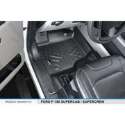 SMARTLINER Custom Fit for 2015-2020 Ford F-150 SuperCrew Cab with 1st Row Bucket Seats