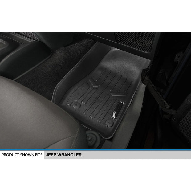 SMARTLINER Custom Fit for 2014 Jeep Wrangler Unlimited (4-Door Only) - Smartliner USA
