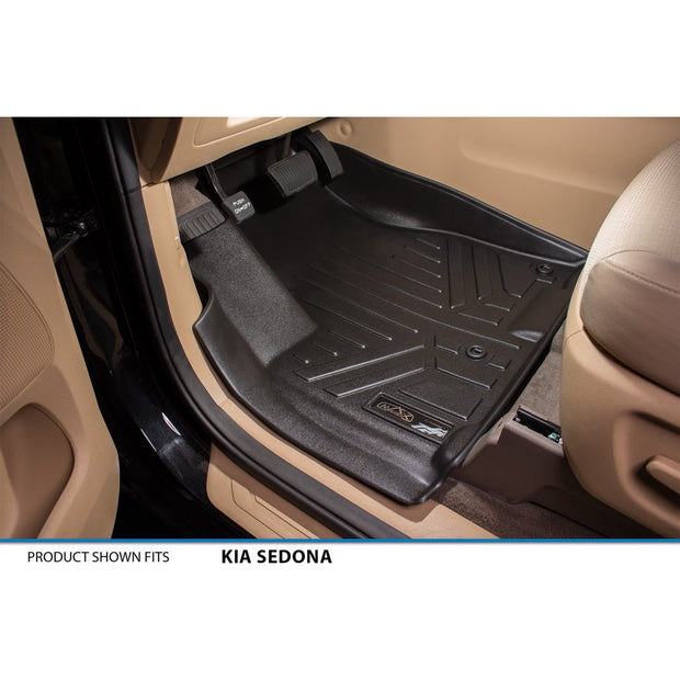 SMARTLINER Custom Fit for 2015-2020 Kia Sedona 8 Passenger Model Only - Smartliner USA