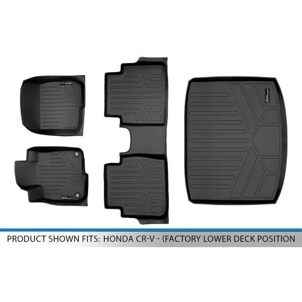SMARTLINER Custom Fit for 2017-2020 Honda CR-V