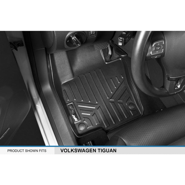 SMARTLINER Custom Fit for 2009-2017 Volkswagen Tiguan / 2018 Tiguan Limited - Smartliner USA