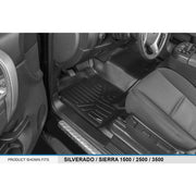 SMARTLINER Custom Fit for 2007-2013 Silverado/Sierra 1500 - 2007-2014 2500/3500 HD Crew Cab - Smartliner USA
