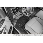 SMARTLINER Custom Fit for 2017-2019 Ford F-250/F-350 Super Duty SuperCab with 1st Row Bench Seat - Smartliner USA