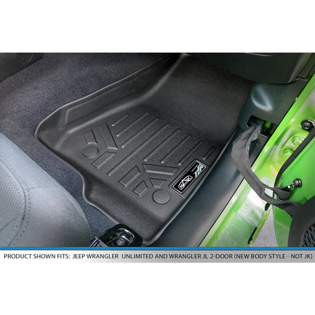 SMARTLINER Custom Fit for JL New Body 2018-2020 Jeep Wrangler Unlimited without Subwoofer (no JK) - Smartliner USA