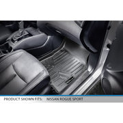 SMARTLINER Custom Fit for 2017-2021 Nissan Rogue Sport - Factory Cargo Tray in Highest Position (No S Models)