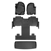 SMARTLINER Custom Fit for 18-20 Expedition/Navigator 2nd Row Bucket Seats (no Max or L) - Smartliner USA