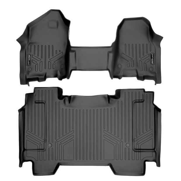 SMARTLINER Custom Fit for 2020 Ram 1500 Crew Cab with First Row Bench Seat - Smartliner USA