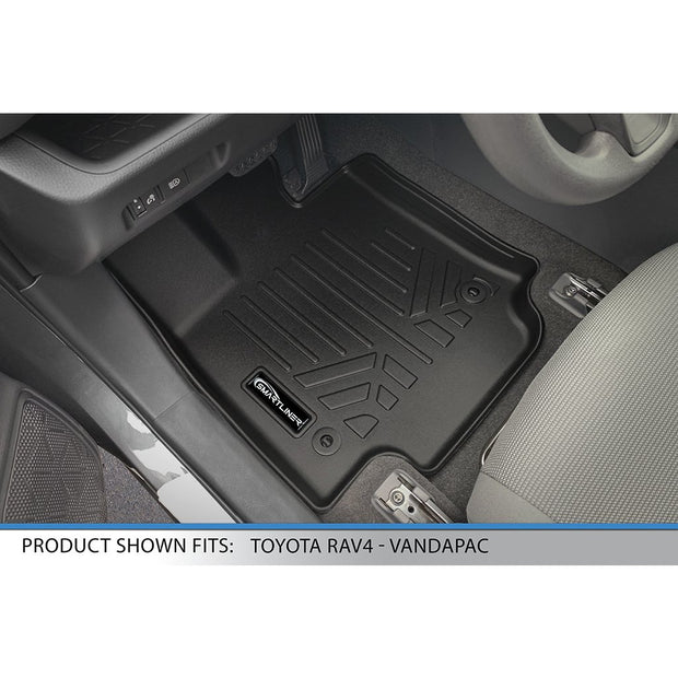 SMARTLINER Custom Fit for 2019-2021 Toyota RAV4
