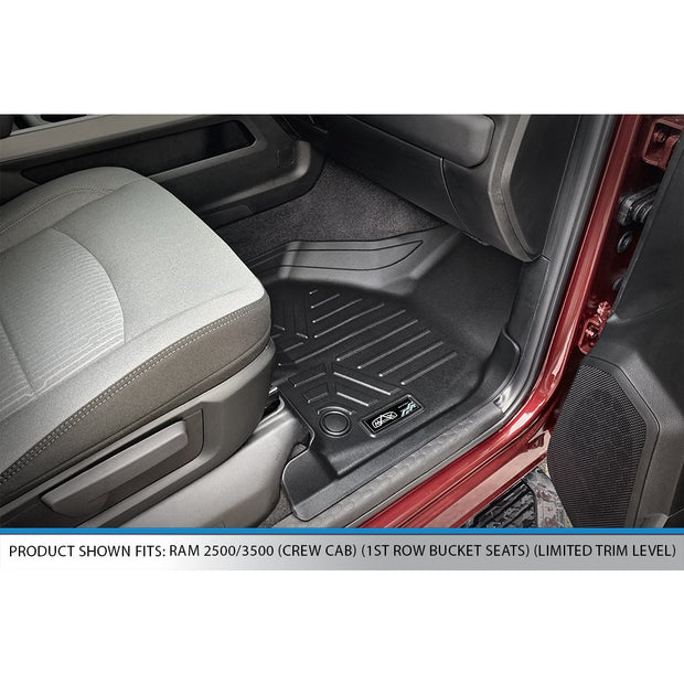 SMARTLINER Custom Fit for 2019-2020 Ram 2500/3500 Crew Cab with 1st Row Bucket or Bench Seats - Smartliner USA