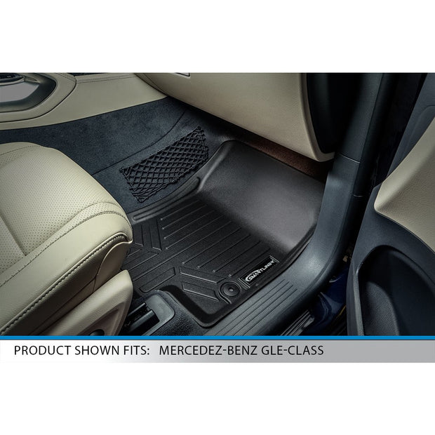 SMARTLINER Custom Fit for 2020-2021 Mercedes-Benz GLS-Class 7 Passenger With 2nd Row Bench Seat