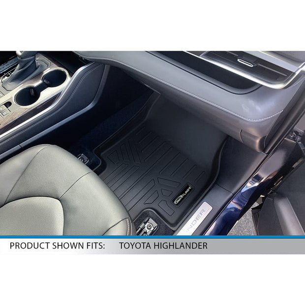 SMARTLINER Custom Fit for 2020-2021 Toyota Highlander with CC