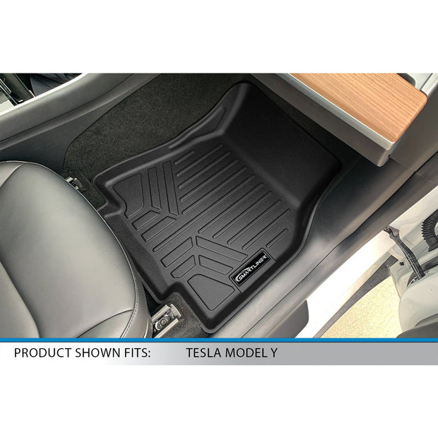 SMARTLINER Custom Fit for for 2020-2021 Tesla Model Y (5 Passenger)
